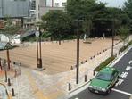 JR三鷹駅南口広場