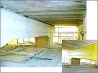 アラミド繊維シートによる補修・補強工法