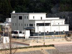 日和佐町日和佐浄化センター(徳島県)