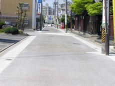 桑名市クールロード(三重県)