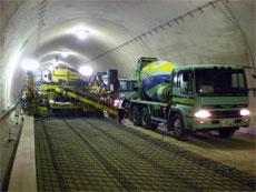 トンネル内CRCP(沖縄県)