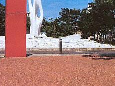公園広場舗装